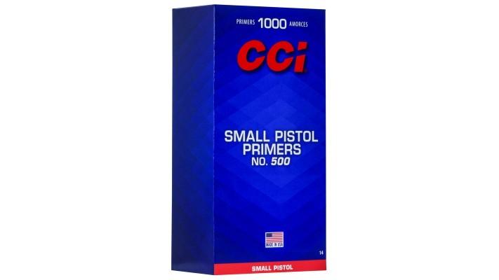 CCI 500 (1000)