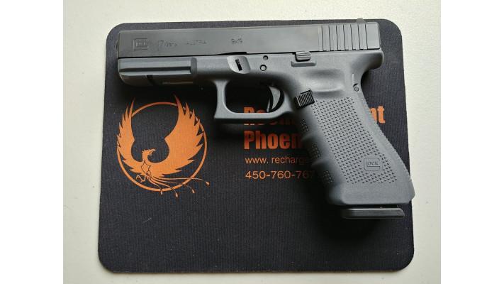 Glock 17 gen4 sniper grey
