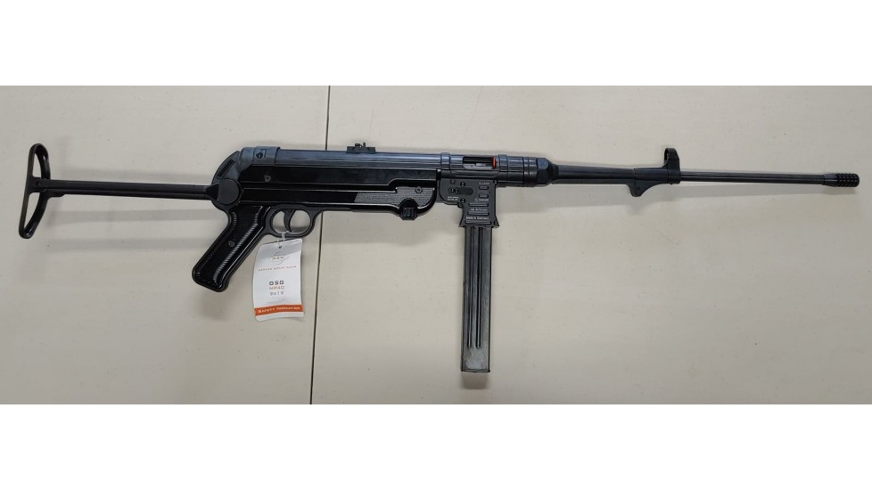 MP-40 9mm (non restrein)